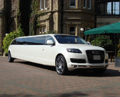 Limo Hire in Birmingham, Derby, Coventry and Midlands
