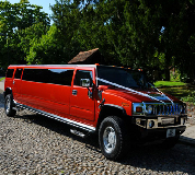 Hummer Limos in Birmingham, Derby, Coventry and Midlands