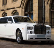 Rolls Royce Phantom Limo in Birmingham, Derby, Coventry and Midlands